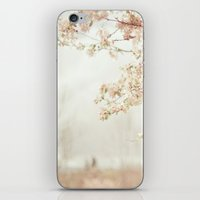 Cherry Tree Garden iPhone & iPod Skin