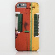 Clean Color iPhone 6s Slim Case