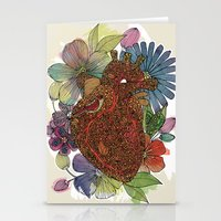 Heart Happy Stationery Cards