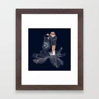 Whimsical Print , Art Fo… Framed Art Print