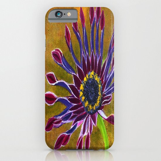 African Daisy iPhone & iPod Case