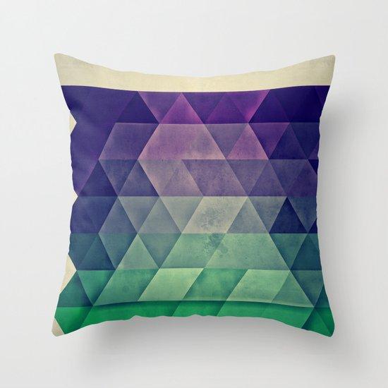 WYTR_CLYR Throw Pillow
