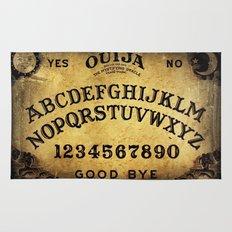 Ouija Board Rug