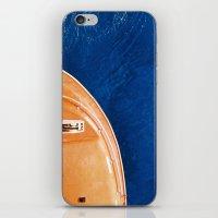 Life Boat iPhone & iPod Skin