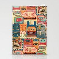 Instant Drôlatique-8h37… Stationery Cards