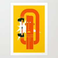 Science! Art Print