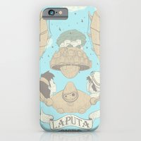 Laputa Castle In The Sky iPhone 6 Slim Case