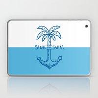 Sink or Swim Laptop & iPad Skin