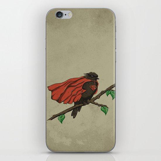Super Bird iPhone & iPod Skin