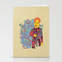 - Dazzle Teach - Stationery Cards
