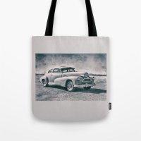 Pontiac At Sonoita Tote Bag