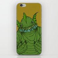 Dagon wants a hug iPhone & iPod Skin