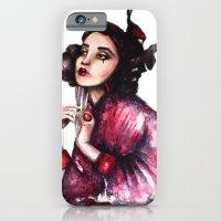 Geisha Girl // Fashion I… iPhone 6 Slim Case