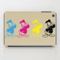 Donald Duck InQuadri iPad Case