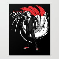 The Doctor 010 Canvas Print