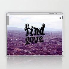 Find Love Laptop & iPad Skin