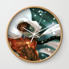 The Pine Moon Wall Clock