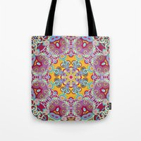 Mix&Match Indian Summer … Tote Bag