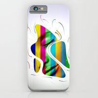 iPhone & iPod Case featuring Colors by Fresh Contrast