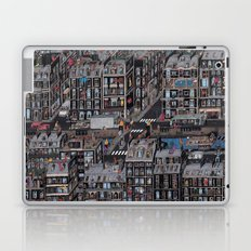 Parisian Neighbourhood Laptop & iPad Skin