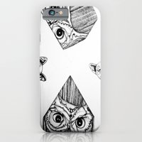 iPhone & iPod Case featuring Night Watchers by Annette Jimerson