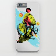 iPhone & iPod Case featuring Break On Through by RJ Artworks