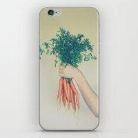 Carrots iPhone & iPod Skin