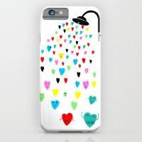 Love shower iPhone 6 Slim Case