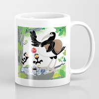 Thieving Magpies Mug
