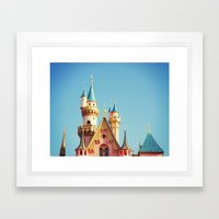 Disneyland Framed Art Print