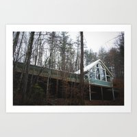 Georgia Sunroom Art Print