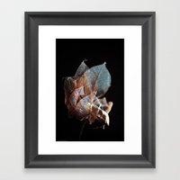 {artificial Beauty} Framed Art Print