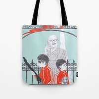 Me And Julio Down By The… Tote Bag