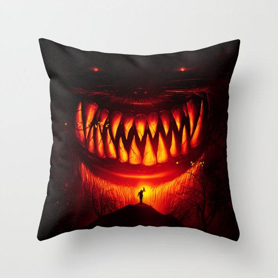 There's No Other Way Throw Pillow