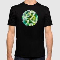 Cell SMALL Mens Fitted Tee Black