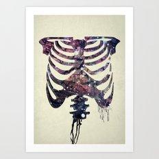 Look Alive Art Print