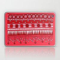 Yzor pattern 007-3 pink Laptop & iPad Skin