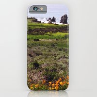 iPhone & iPod Case featuring Big Sur by Flysmile