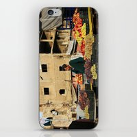 Fruit Vendor; Tripoli, L… iPhone & iPod Skin