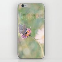 Turn The Country Up iPhone & iPod Skin
