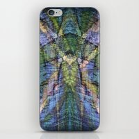 Chalk Drawing Abstract iPhone & iPod Skin