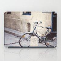 Parked In Paris iPad Case