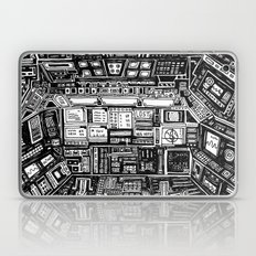 Lost cabin 666 Laptop & iPad Skin