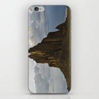 Shiprock, New Mexico. iPhone & iPod Skin