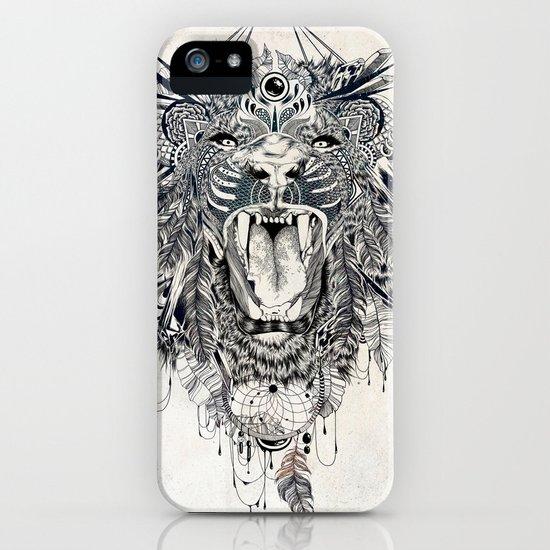 Lion iPhone & iPod Case