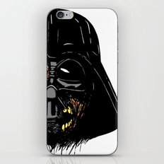 Darth Vader Zombie iPhone & iPod Skin