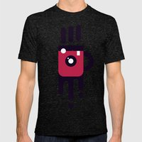 Photobrew Mens Fitted Tee Tri-Black SMALL