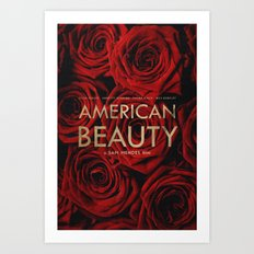 Nothing to Lose - American Beauty Poster Art Print