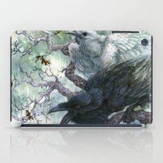 Thought and Memory iPad Case
