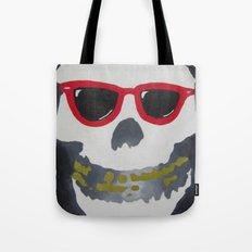 Old Dirty-Crimson Ghost-Face Killa Tote Bag